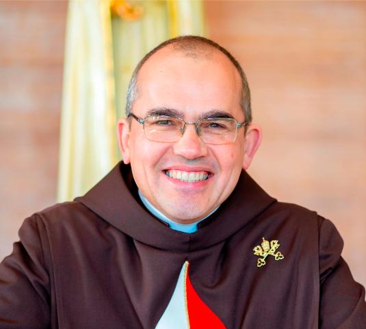 Padre Manuel Rodriguez, EP.